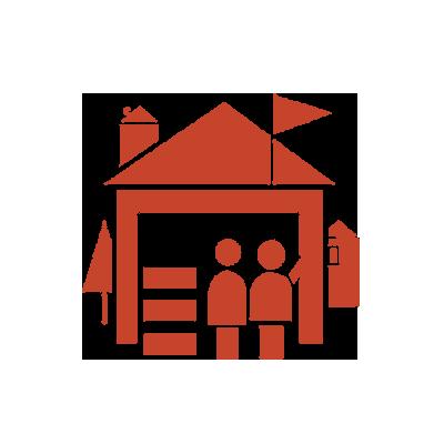 community-stall